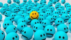 heureux , une émotion