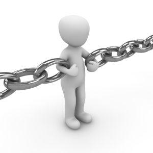 les chaines de la dépendance affective