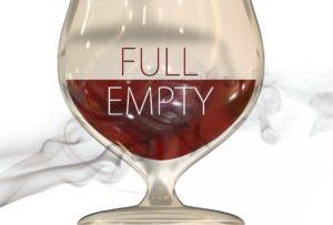 verre plein ou vide et transition prefessionnelle
