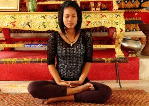 respirer et méditer