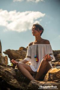 yoga et respirer